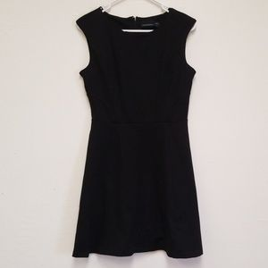 Cynthia Rowley Dress Fit & Flare Black Sz 8